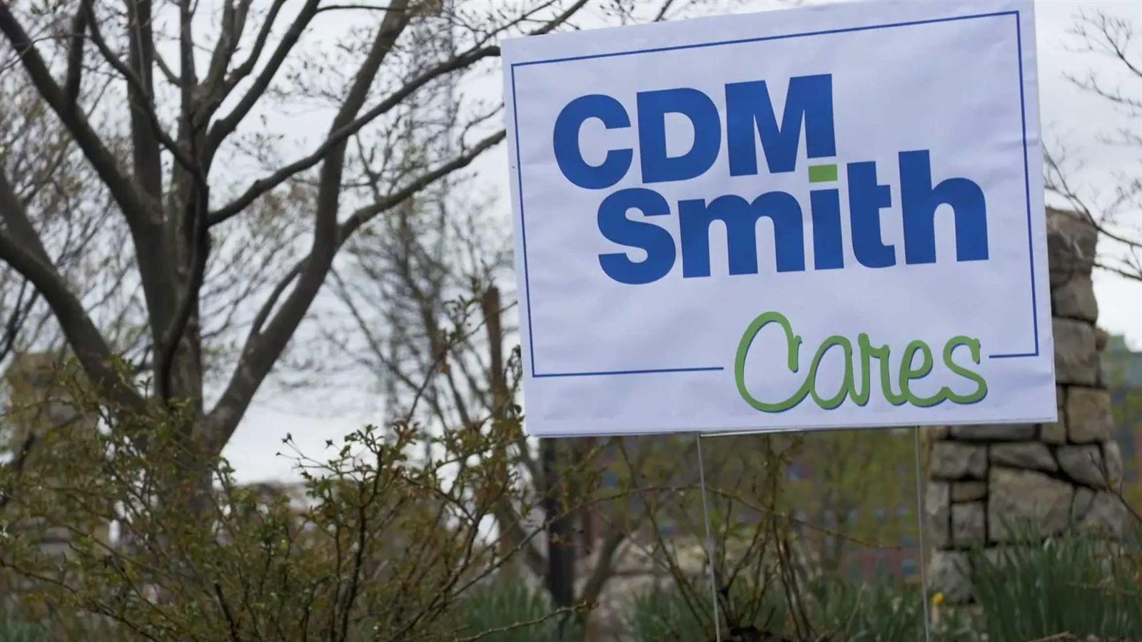 CDM Smith Cares Video