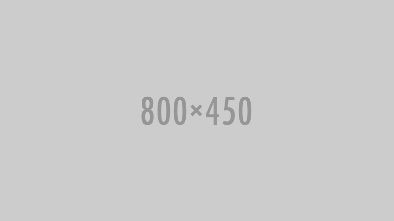 800 by 450 placholder