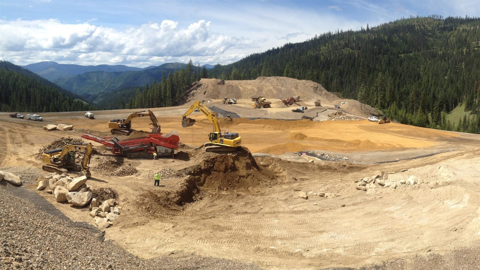 Coeur d'Alene Remediation