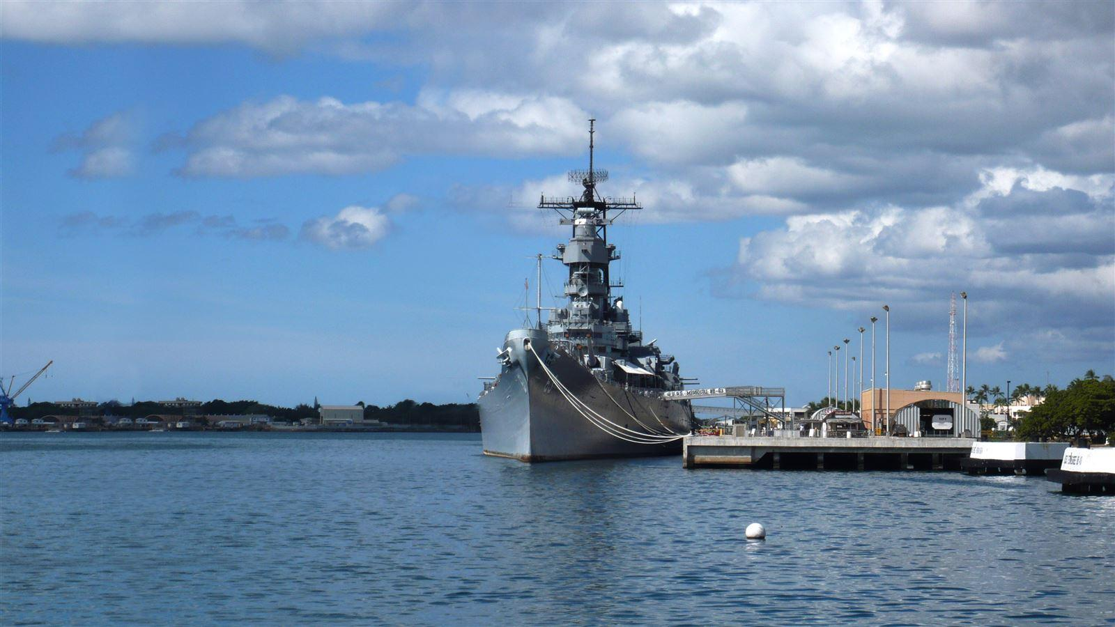 Navy Electrical Reliability - Pearl Harbor