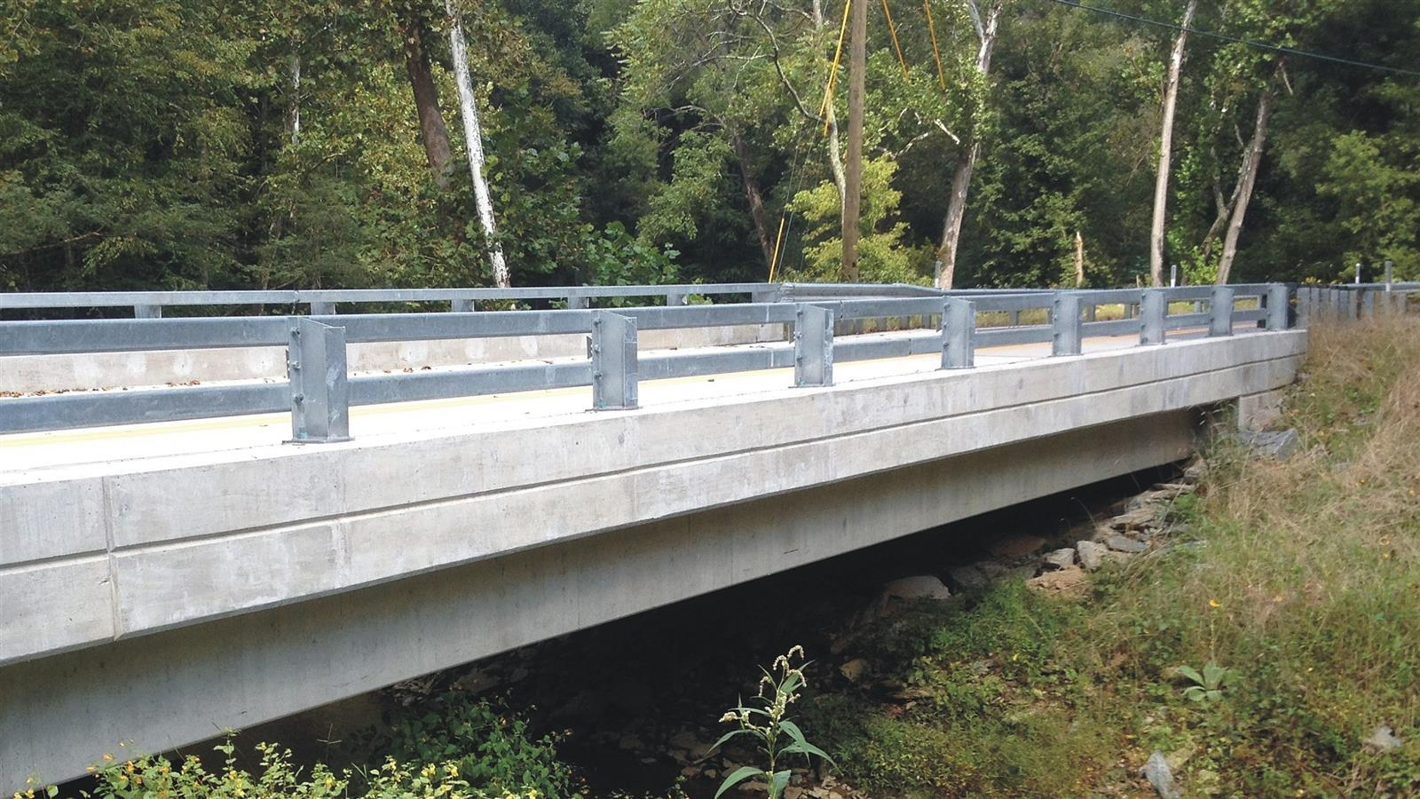 PennDOT replacement bridge